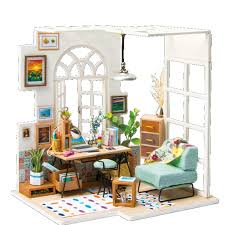 diy doll furniture. CUTEBEE DIY Doll House Wooden Houses Miniature Dollhouse Furniture Kit  Toys For Children Christmas Gift Diy Doll Furniture