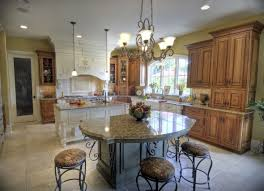 Granite Kitchen Island With Seating Marble Kitchen Table Kitchen Walnut Island With Granite Top Round