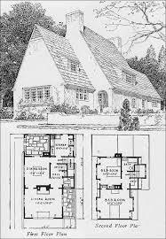 cotswold cottage style house plans design