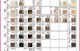 Wella Midway Couture Color Chart Wella Midway Couture Color Chart Best Picture Of Chart