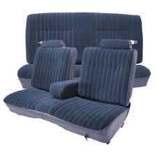 all you need to re your worn and faded 81 88 monte carlo ss split bench seats listed includes covers for straight bench with 50 50 split back
