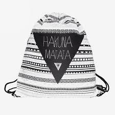 <b>HAKUNA MATATA</b> 3D <b>Printing</b> mini Backpack women New ...