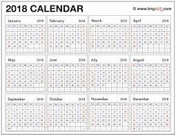 Microsoft Office Calendar Template 2018 Microsoft Office Calendar ...