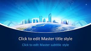 Powerpoint World Free Business World Powerpoint Template Free Powerpoint