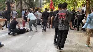 Ankara'da Suruç Katliamı Eylemine Polis Saldırısı - Devrimci Anarşist  Federasyon