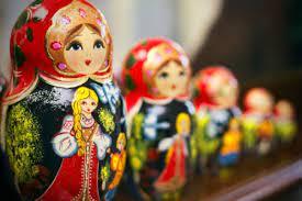 Búp bê Matryoshka - Biểu tượng văn hóa thú vị của nước Nga