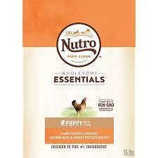 Nutro Puppy Food Amazon Com