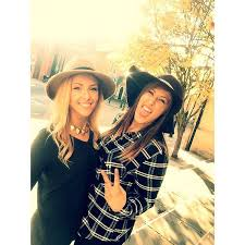 Perfect brunette and blonde lesbians