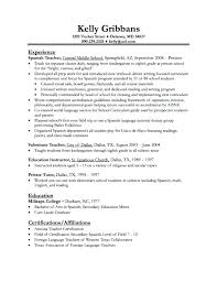 Cover Letters For Daycare Teacher Good Daycare Teacher Resume