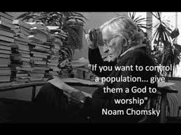 Image result for free quote by noam chomsky