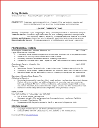Usajobs Resume Help Resume Example Julia Dreyfus Government Jobs