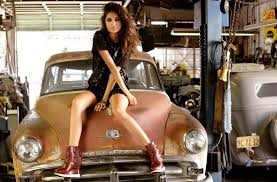 cool cars with girls. Simple Cars Girls Pictured With Cool Cars  Part 1 In For F
