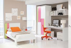 modern kid furniture. modern kid bedroom furniture decoration ideas fair using orange red