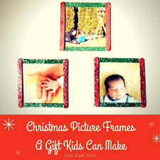are you looking for an easy homemade gift idea these picture frames are beautiful