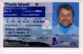 Documents Notes - Fake Rhode Island Licence In Store Drivers Buy Online X