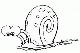 Spongebob Patrick Squidward Coloring Home