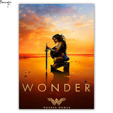 aliexpress com buy zp188 new gal gadot wonder woman 2017 movie