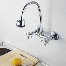 Best Choice Sink Faucet Design With Spray Wall Mounted Kitchen