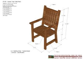 Outdoor Chair Plans Mrsapo Com Patio Chair Plans