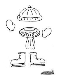 Small Picture Free Printable Coloring Pages Clothing coloring page