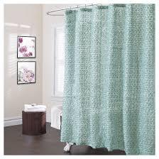 lush decor rosely shower curtain lush decors design ideas of split shower curtain