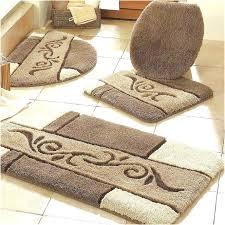 rustic bathroom rugs medium size of bathroom vanities 3 piece bathroom rug set bathroom colors rustic