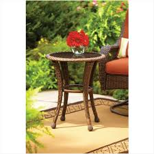 patio table and chair covers round luxury round patio table and chairs wicker chair set