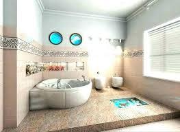 sea shell bathroom set