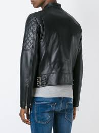 dsquared2 clothing for men fashion dsquared quilt sleeved leather jacket g10w8328 dsquared dubai dsquared