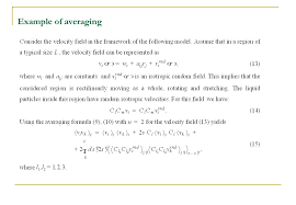6 example of averaging