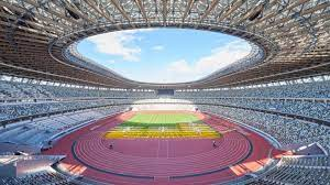 The Tokyo Olympics will merge ancient ...