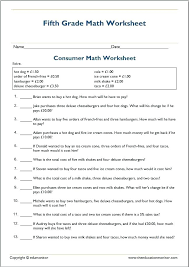 Money Worksheets From Around The World Grade 4 Math Counting Bills ...