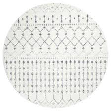 8 round area rugs grey 8 ft x 8 ft round area rug 8 area rugs