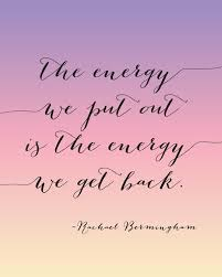 Energy Quotes Adorable Energy Is Everything Everything Is Energy