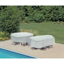 covers for patio furniture. Protective Covers Patio Table And Chair Combo (Fits 60-66 Inch Oval/ For Furniture