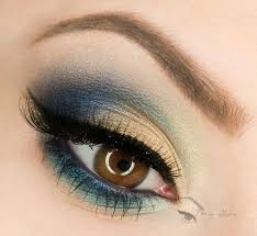 pretty makeup ideas for brown eyes photo 2