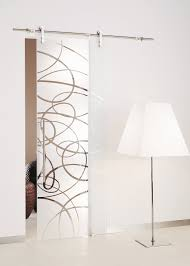 interior barn doors contemporary frosted glass barn. Aura Etched Glass Barn Doors | Frameless Sliding Modernus Interior Contemporary Frosted S