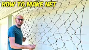 diy easy net