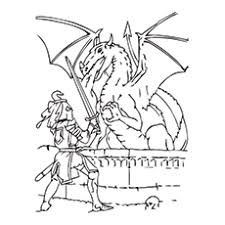 Small Picture Top 10 Knight Coloring Pages For Kids