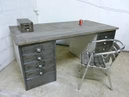 office metal desk. Wood Metal Desk Image Of Office Teagan World Market