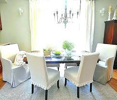 enchanting dining room chair seat slipcovers how to make dining room chair covers chair seat slipcovers