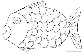 Imprimer Animaux Poisson Num Ro 9738