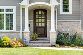 single front doorsCustom Solid Wood Front Doors in Chicago Illinois Glenview Haus