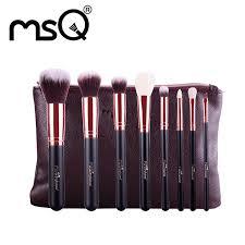 mac makeup brushes. 8pcs rose gold makeup brushes set mac style mac b
