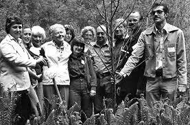 Ken Avery Gardener at Eloise Butler Wildflower Garden 1959-1986