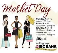 A Christmas Affair Market Days & Ticket Information | JL Austin