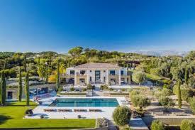 villa super cannes luxe