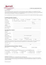 similar posts hilton garden inn credit card authorization form