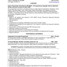 Good Qualifications For A Resume Valid Gallery Of Good Resume ...