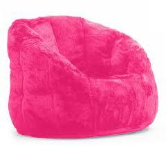 com co faux fur bean bag chair multiple colors 1 kitchen dining